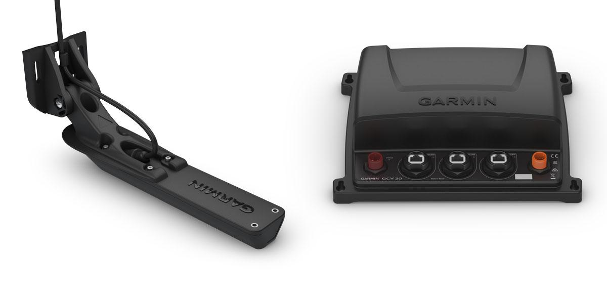 Garmin Ultra HD Scanning Sonar System GCV20 und GT34UHD-TM
