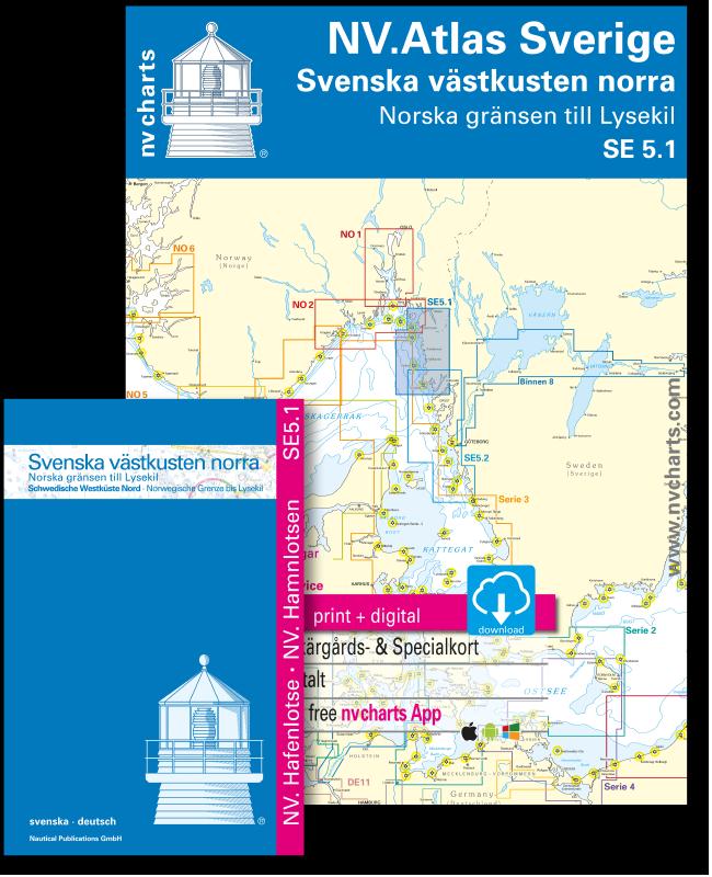 NV Atlas Schwedische Westküste 5.1