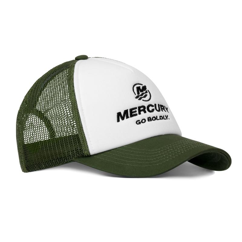 Mercury Trucker Cap grün