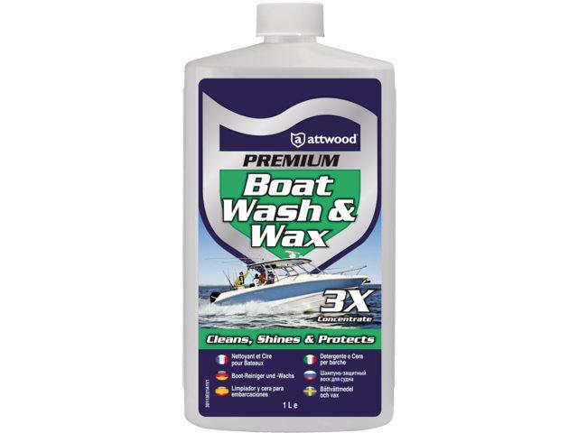 attwood Premium Boat Wash & Wax