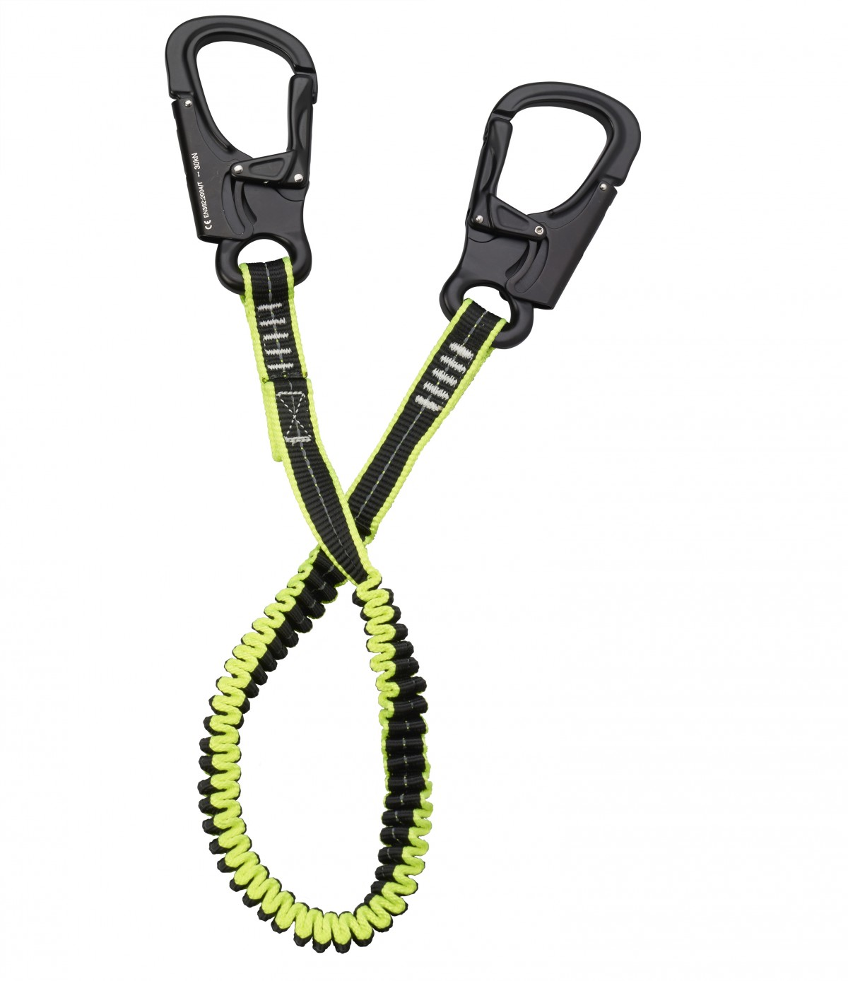 Plastimo Lifeline elastisch mit 2 Sicherheitshaken