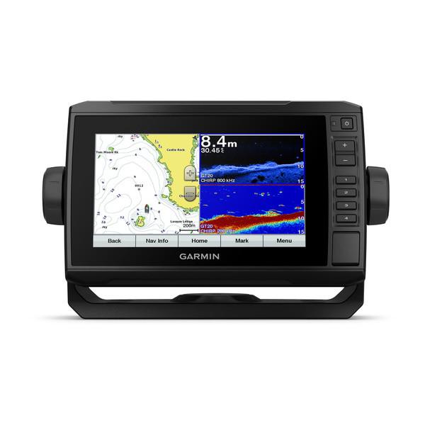 Garmin EchoMap 72cv GPS Echolot mit ClearVü GT20-TM
